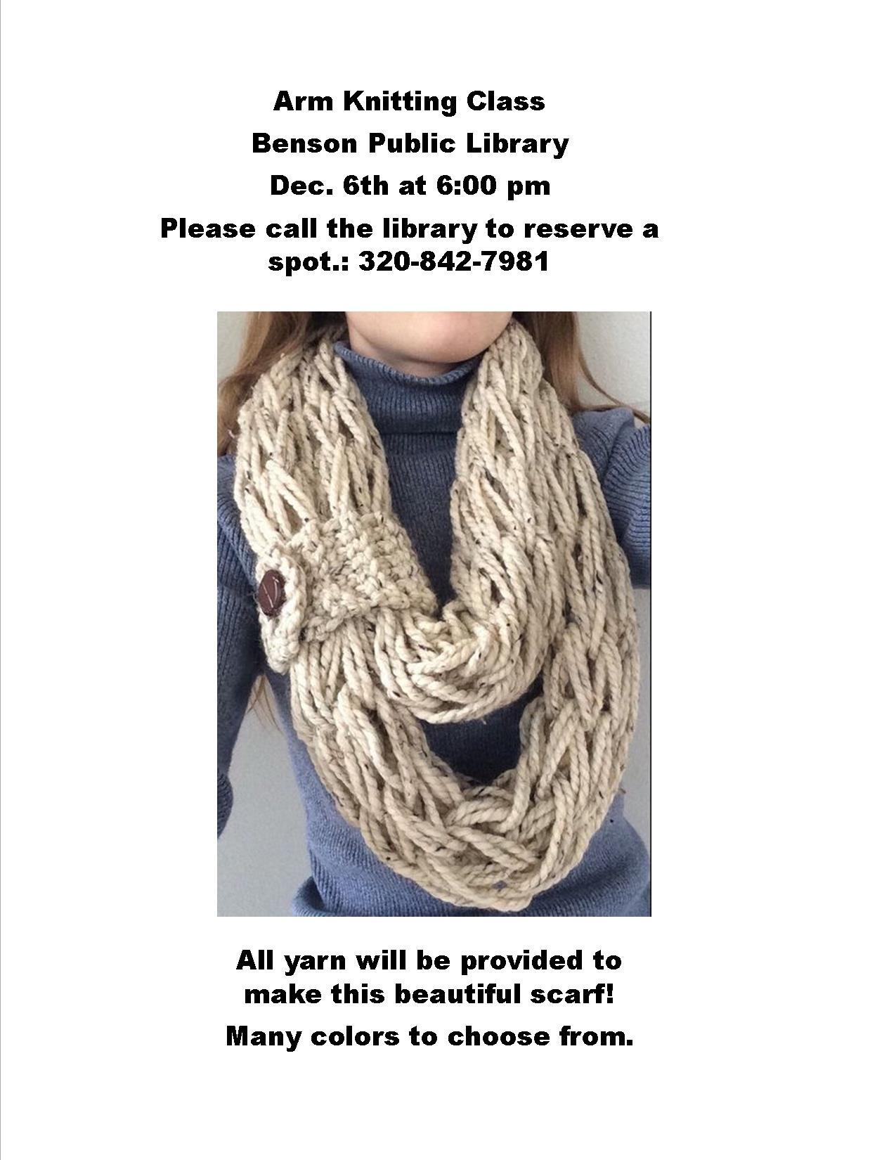 scarf-knitting-class-benson